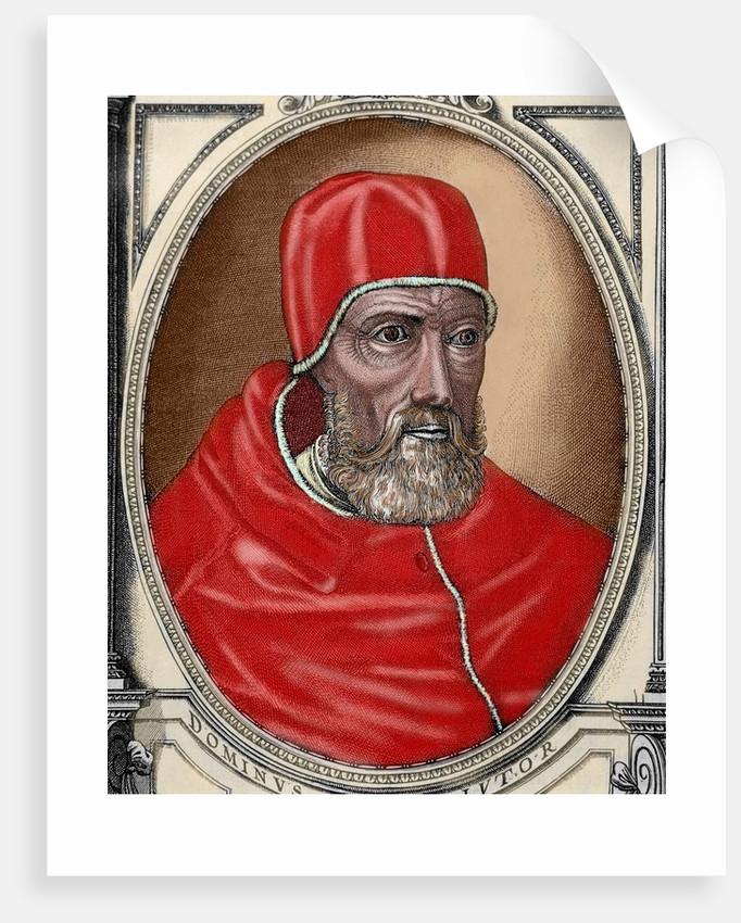 Paul IV (1476-1559) by Corbis