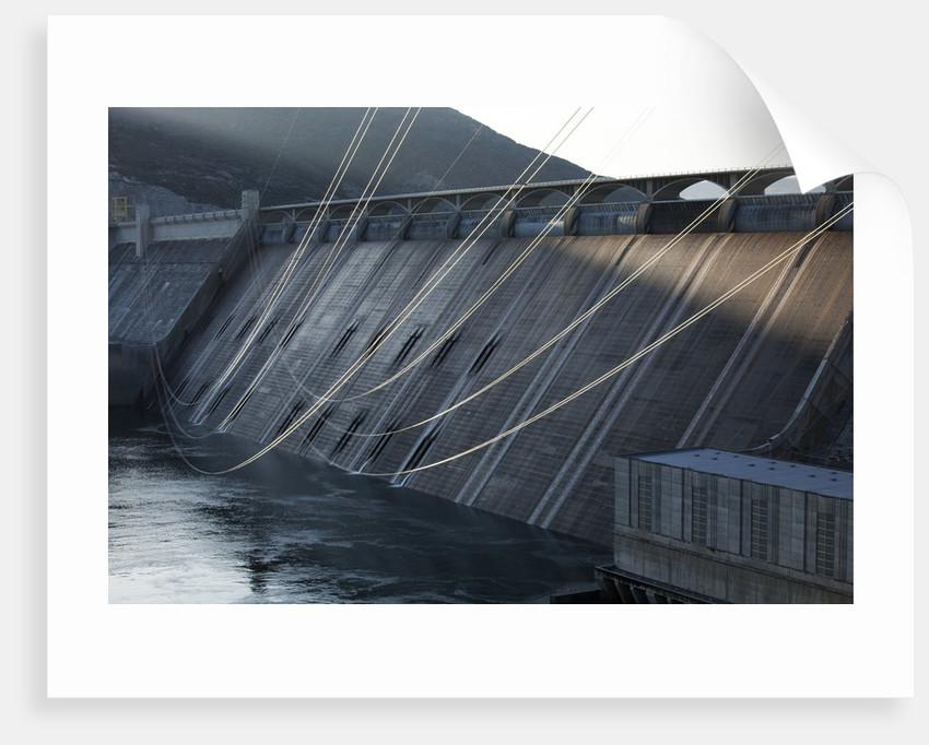 Ground Coulee Dam, Washington by Corbis