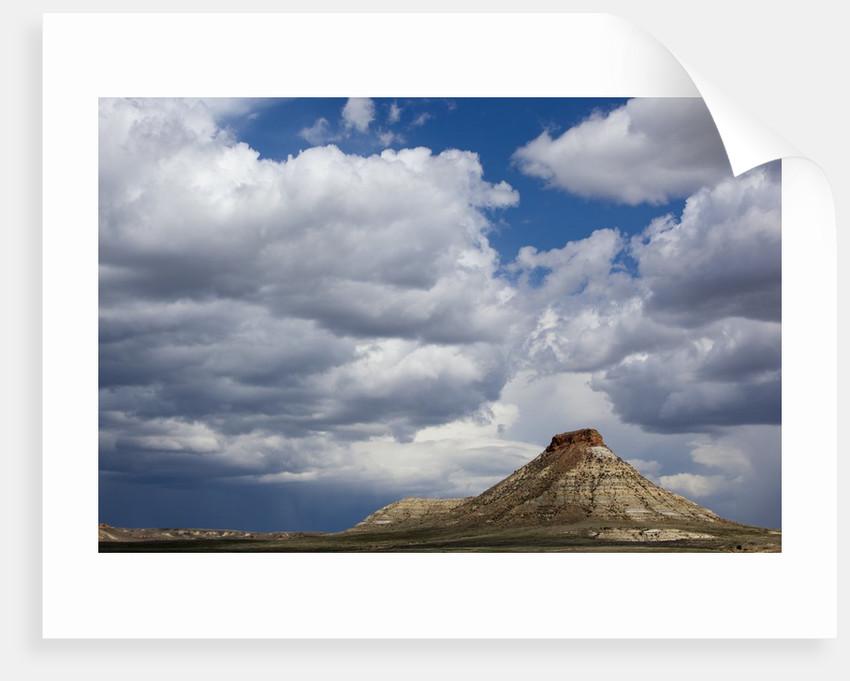 Badlands, Montana by Corbis