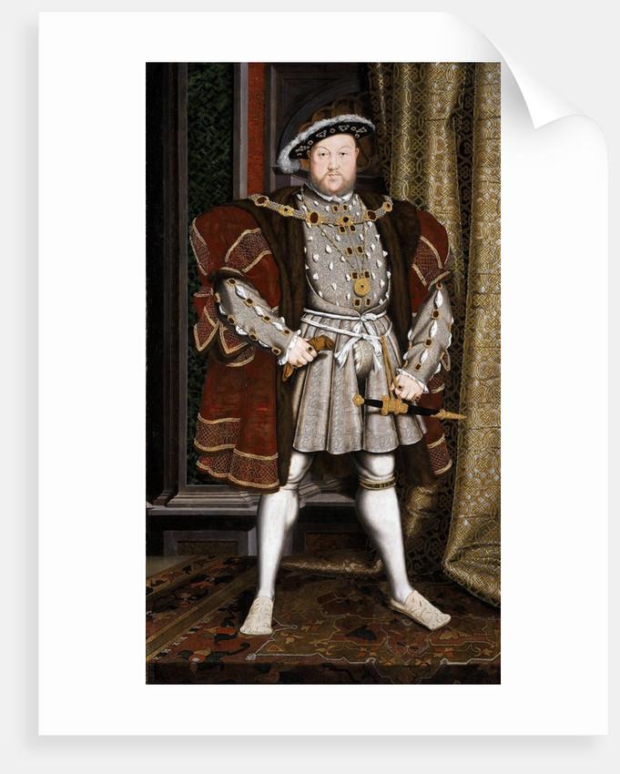 Full Length Portrait Of King Henry Viii Posters Amp Prints