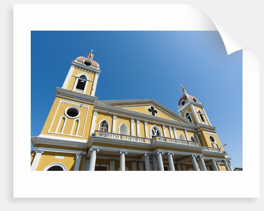 Cathedral, Granada, Nicaragua by Corbis
