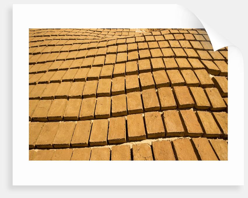 Brickworks, Morodava, Madagascar by Corbis