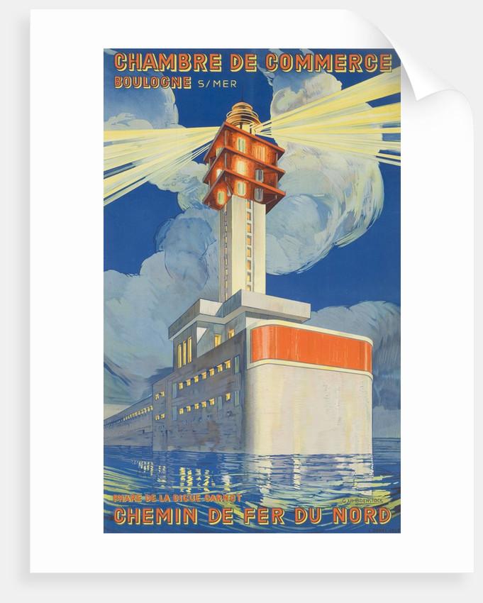 Incroyable Chambre De Commerce Boulogne S/Mer Travel Poster By Corbis Galerie De Photos