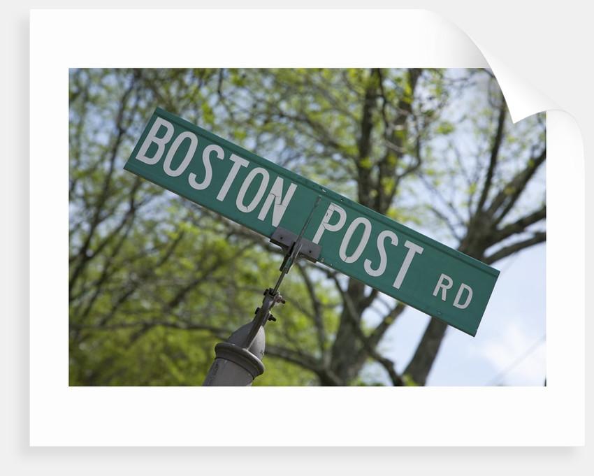 Boston Post Road by Corbis