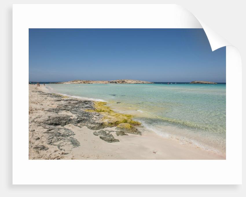 Balearic Islands - Ses Illetes beach by Corbis