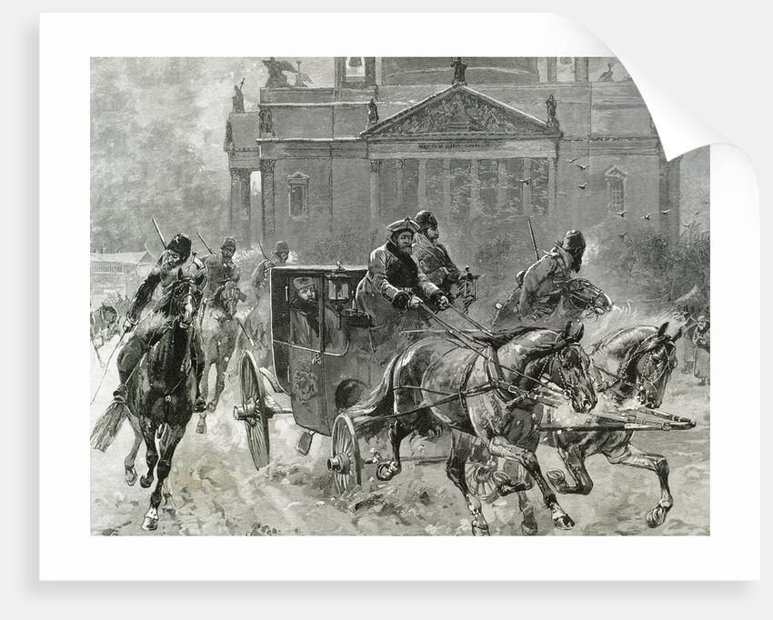 Alexander III (1845-1894). Tsar of Russia. by Corbis