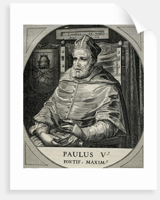 Pope Paul V by Corbis