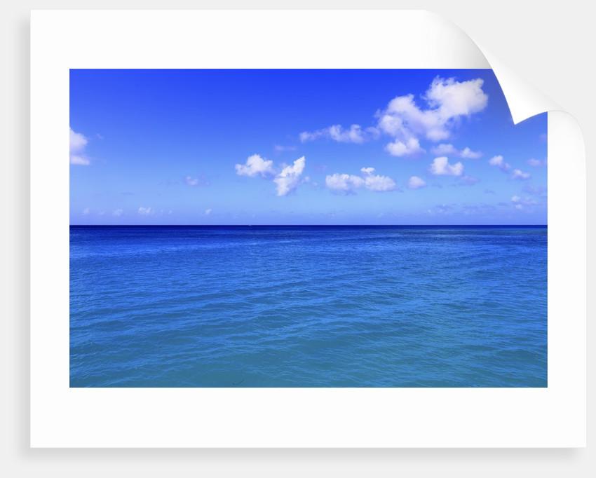 Caribbean Sea, West coast of Barbados by Corbis