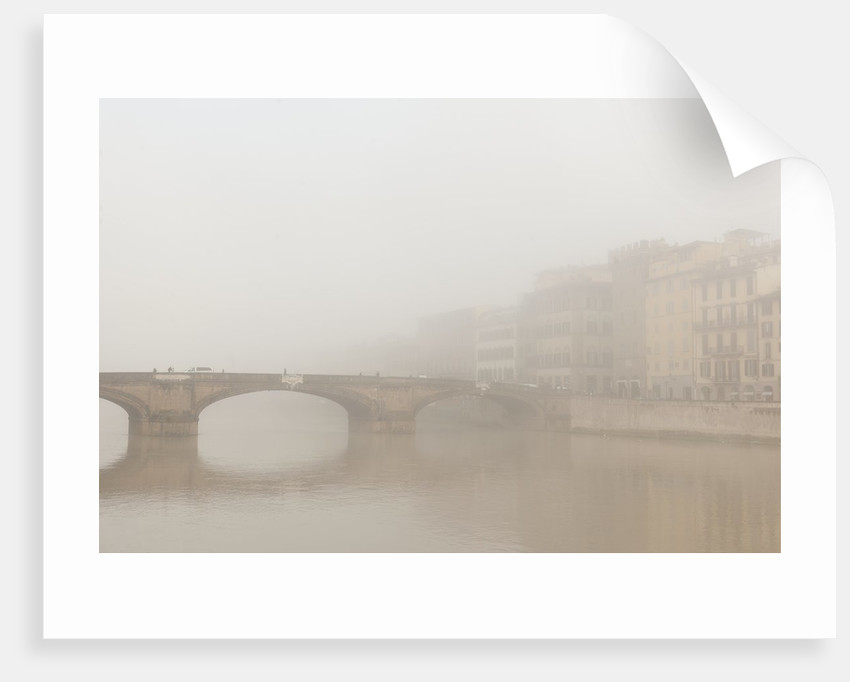 View of Ponte Vecchio by Corbis