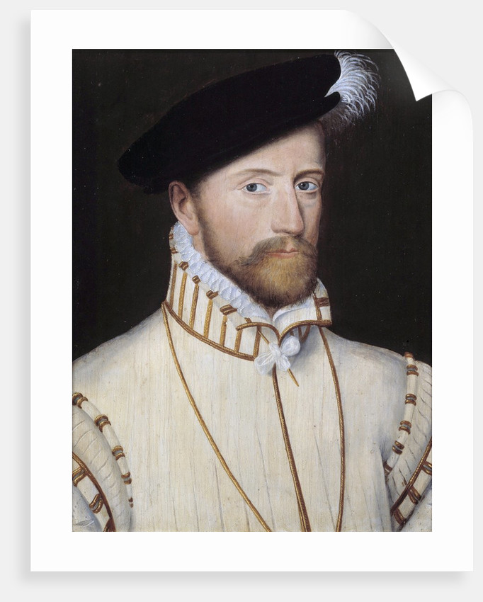 Portrait of Jacques d'Albon by Corbis