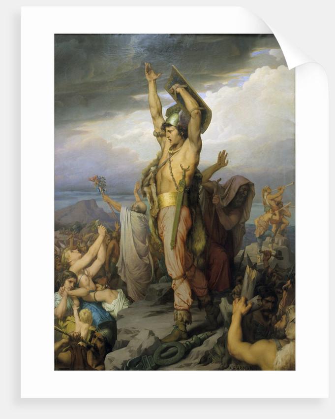 Vercingetorix by Francois Emile Ehrmann
