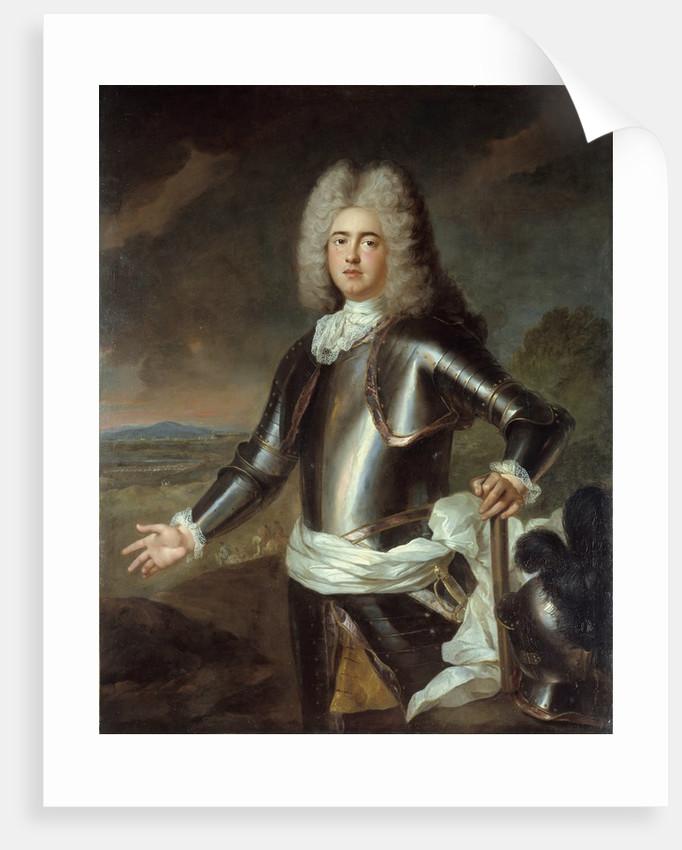 Portrait of Simon Arnauld, Marquis de Pomponne by Corbis
