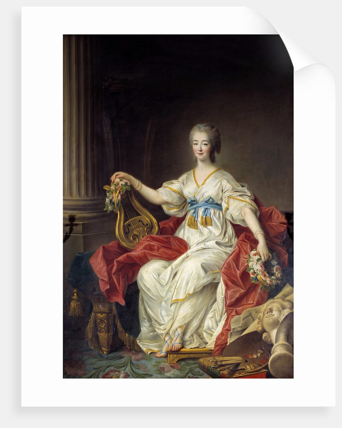 Portrait Of Madame Du Barry Posters Amp Prints By Francois