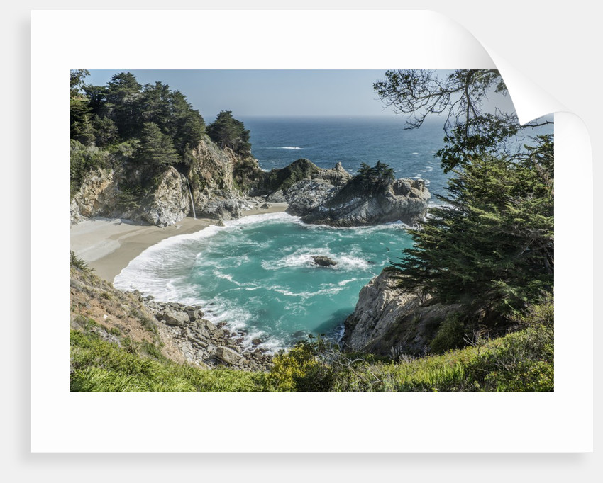 McWay Falls by Corbis