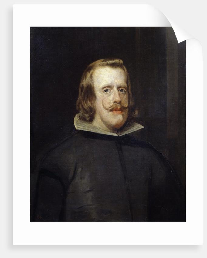 Portrait of Philip IV by Diego Velazquez
