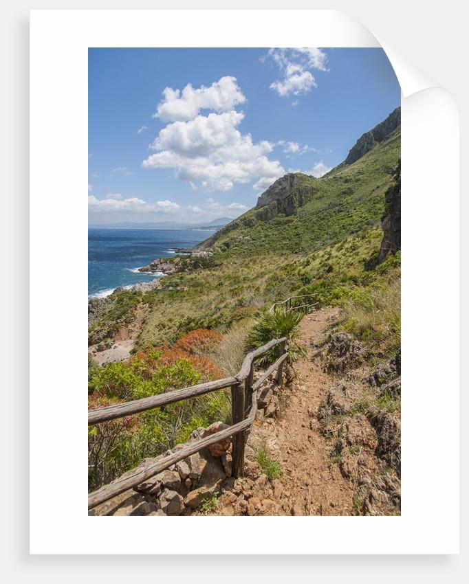 Lo Zingaro Natural Reserve by Corbis
