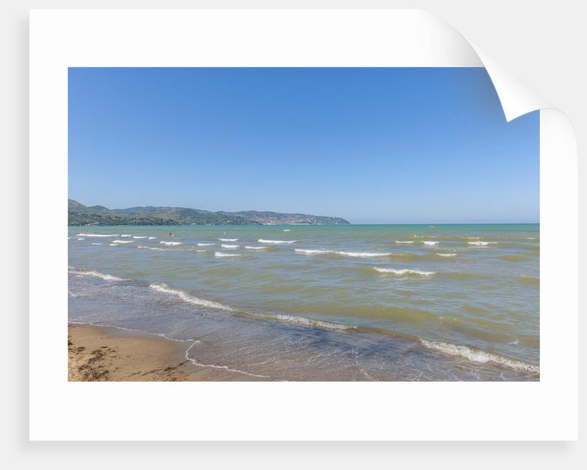 Giannella beach by Corbis