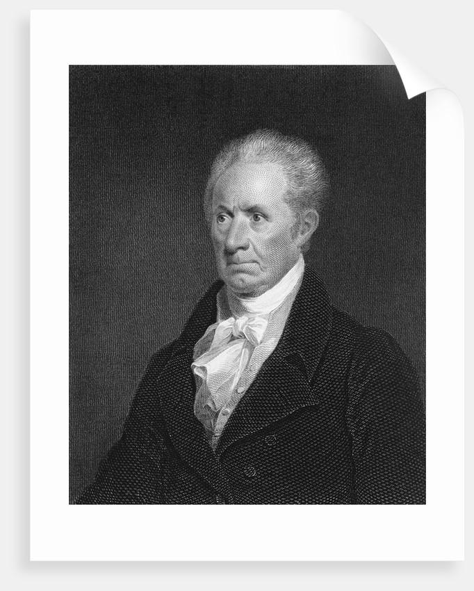 Gilbert Charles Stuart by Asher Brown Durand