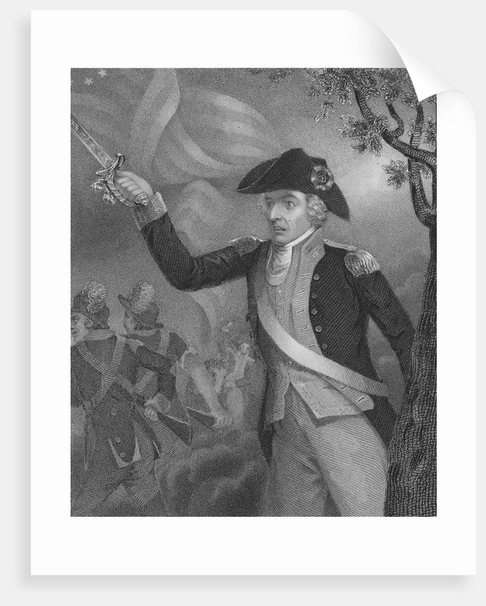 General Francis Marion by Thomas B. Welch