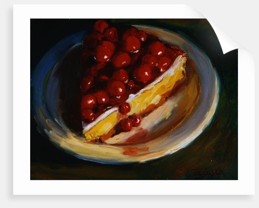 Cherry Cheesecake by Pam Ingalls