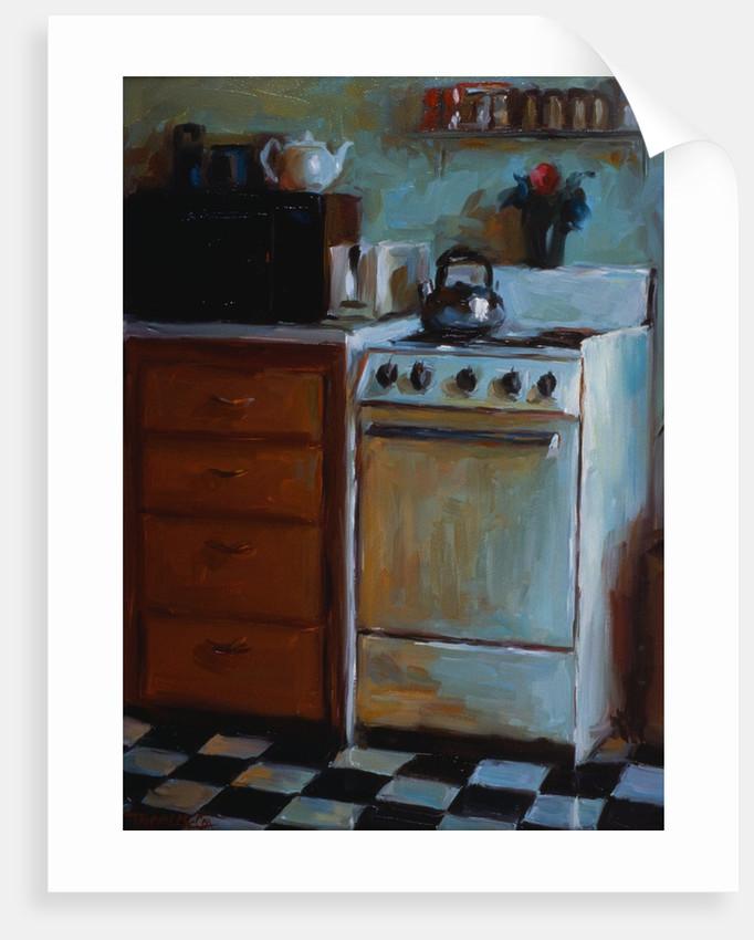 Deirdre's Kitchen III by Pam Ingalls
