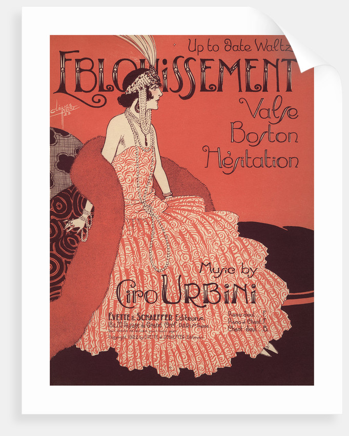 Eblouissement Illustration by Clerice Freres