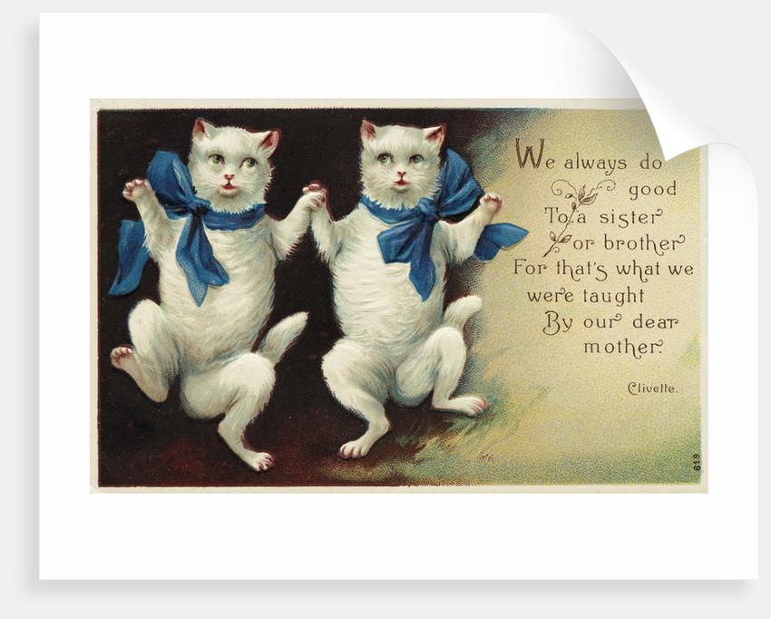 We Always Do Good Postcard by Corbis