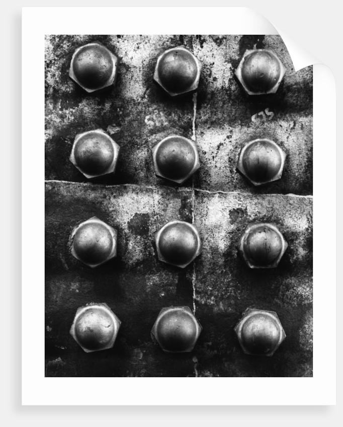 Twelve Acorn Stay Bolt Caps #2, C&TS #484 by Gordon Osmundson