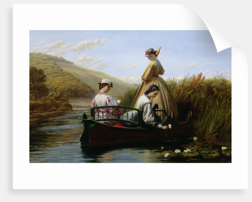 The Elegant Boating by Walter Field