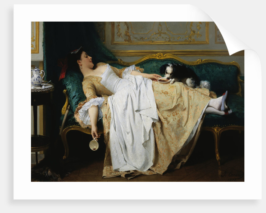 A Special Treat by Joseph Caraud