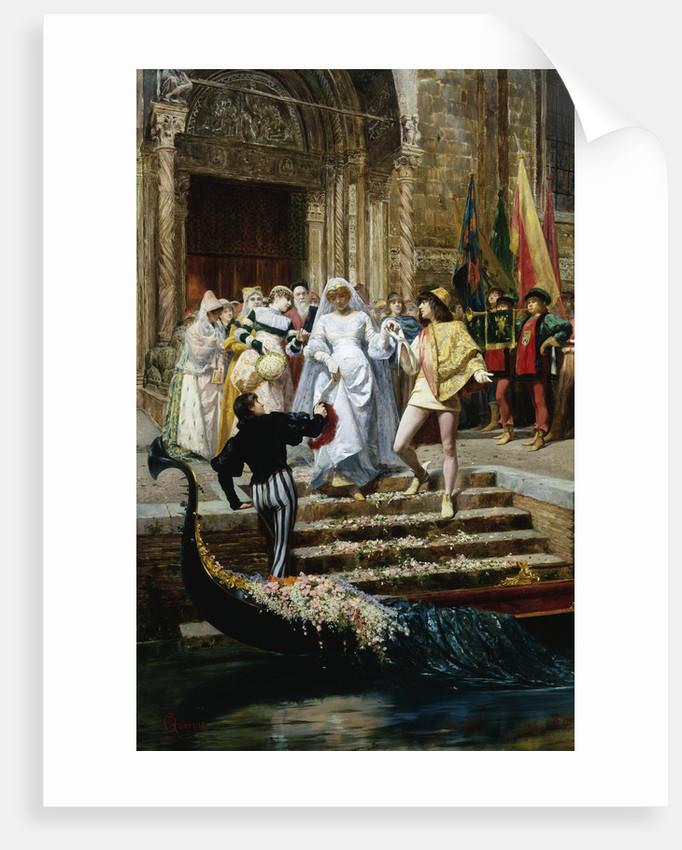 The Wedding by Pietro Gabrini