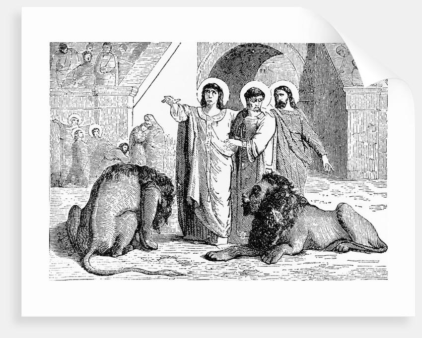 Saint Januarius by Corbis