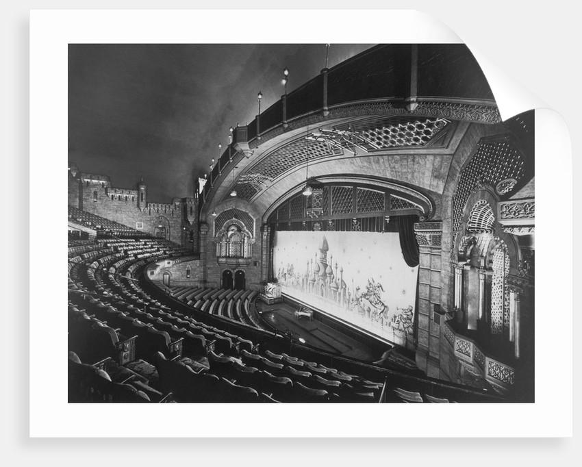 Interior of the Fox Theatre by Corbis