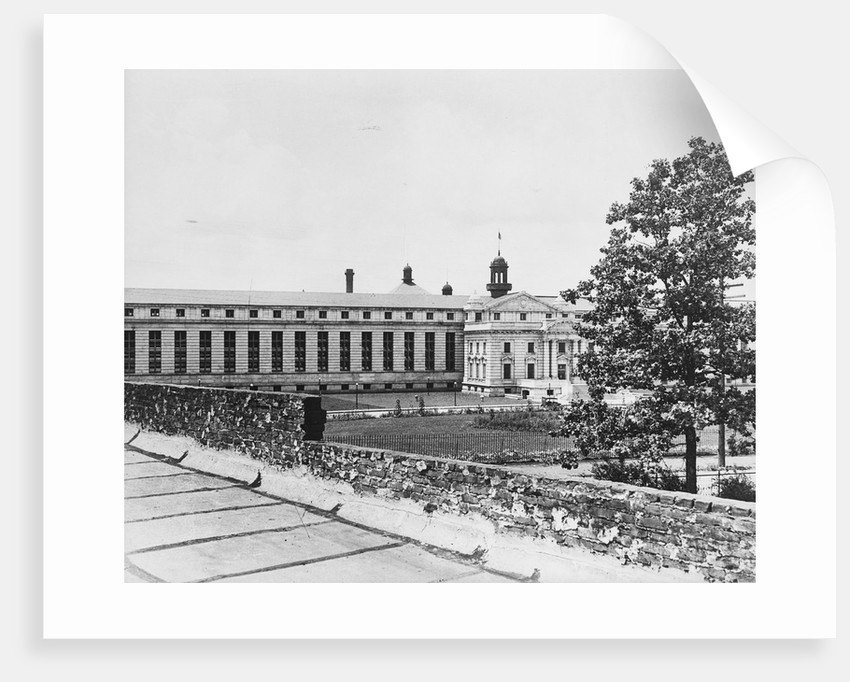 Overview of Atlanta Penitentiary by Corbis