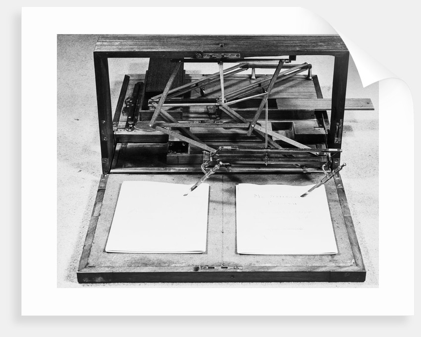 Photo Of Pantograph by Corbis