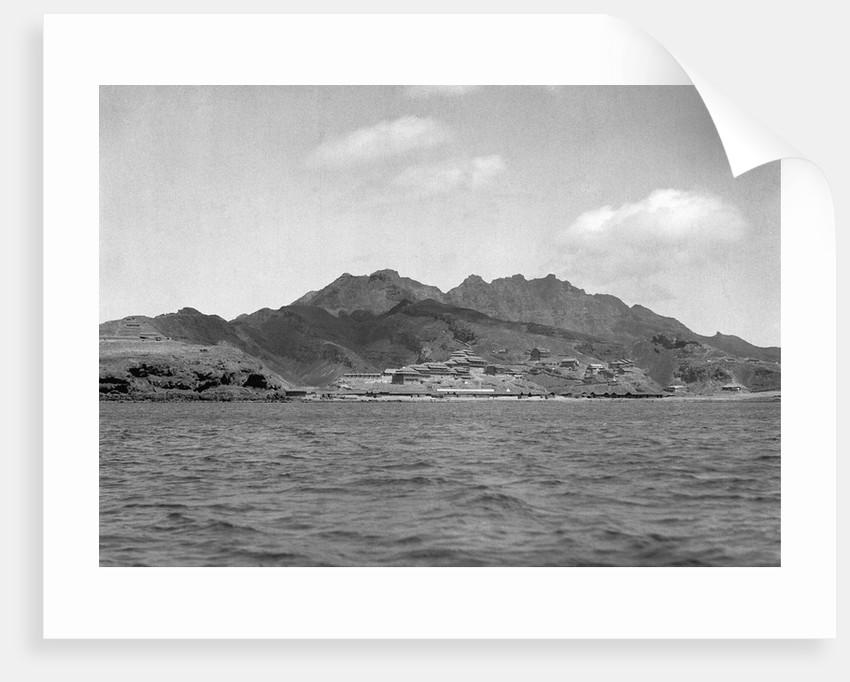 Scenic Coastline of Aden by Corbis