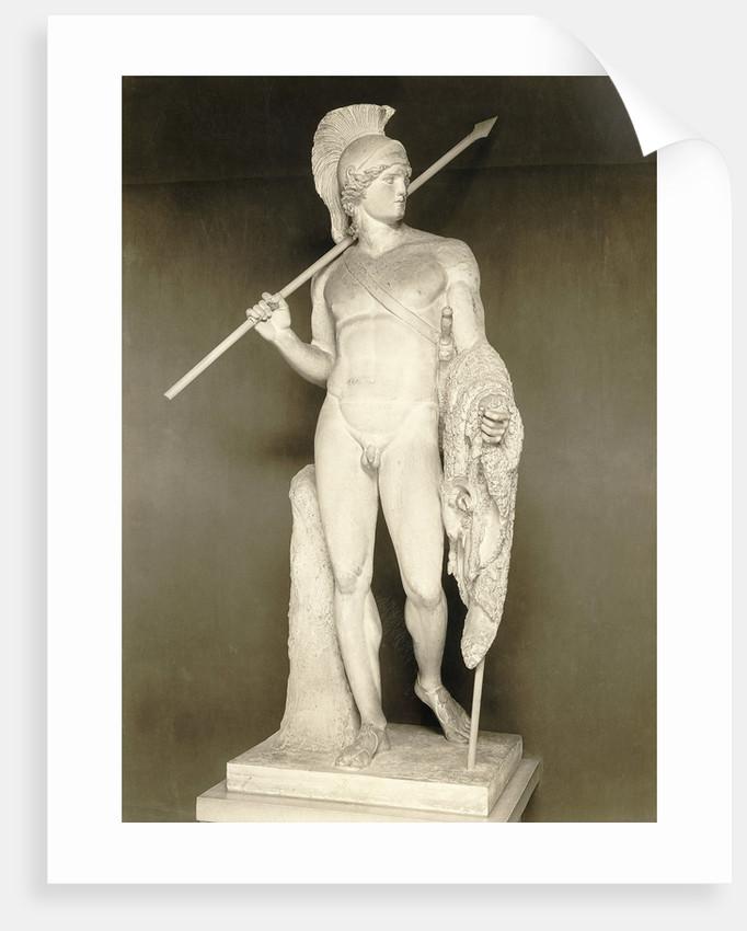 Sculpture Of Greek / Jason by Corbis