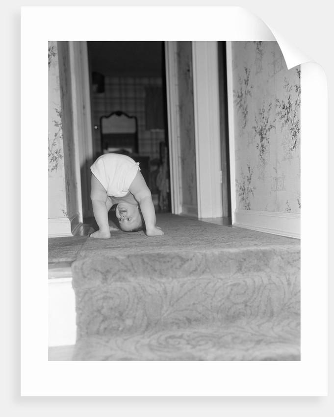 Flexible Baby by Corbis