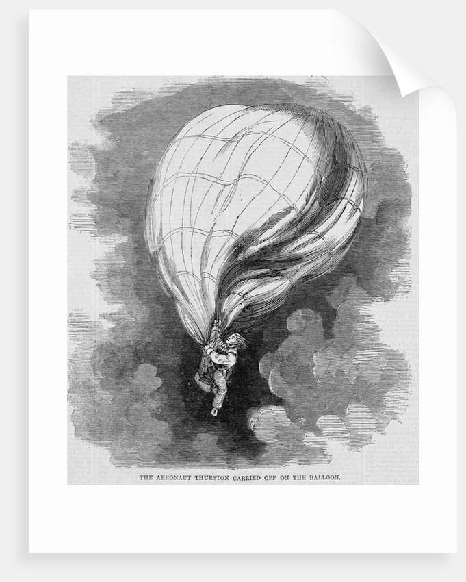 Balloon Accident by Corbis