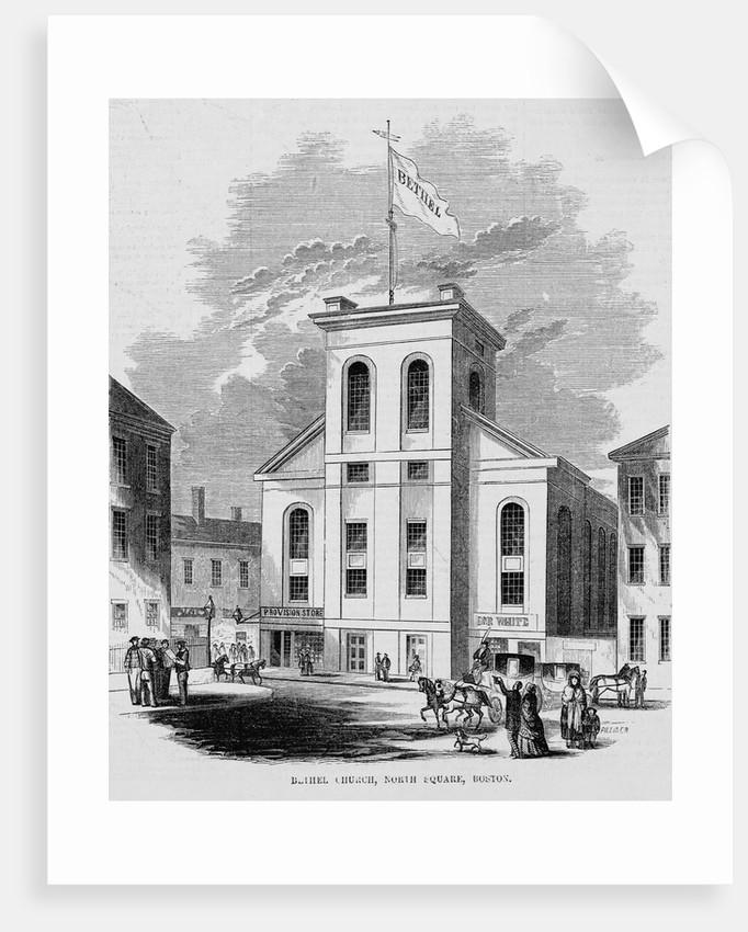 Bethel Church in Boston by Corbis