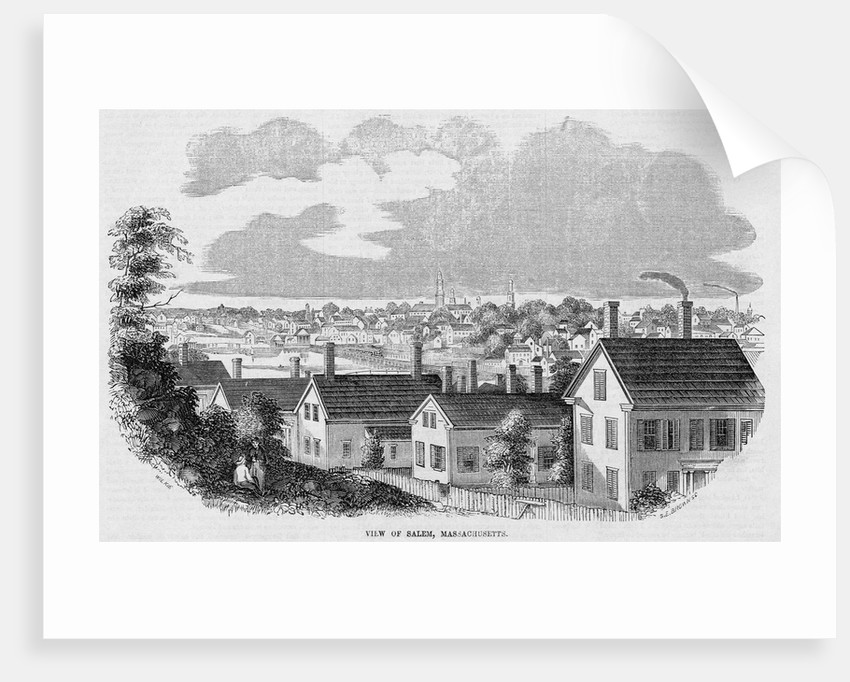 Salem, Massachusetts by Corbis