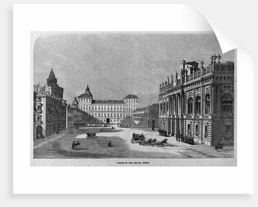 Palace of the Senate, Turin by Corbis