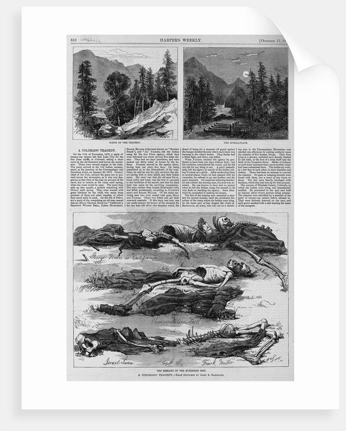 A Colorado Tragedy by Corbis