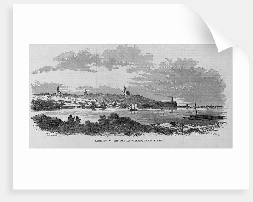 Bathurst, On the Bay De Chaleur, Newfoundland by Corbis