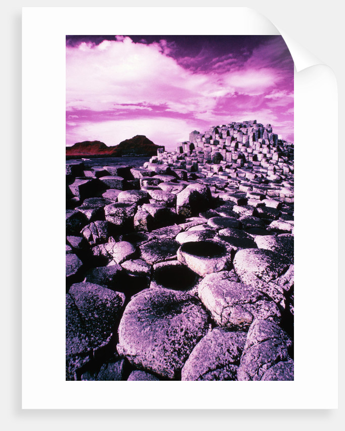 Giant's Causeway by Corbis