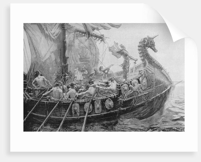 Siegfried Sailing for Adventure by Corbis