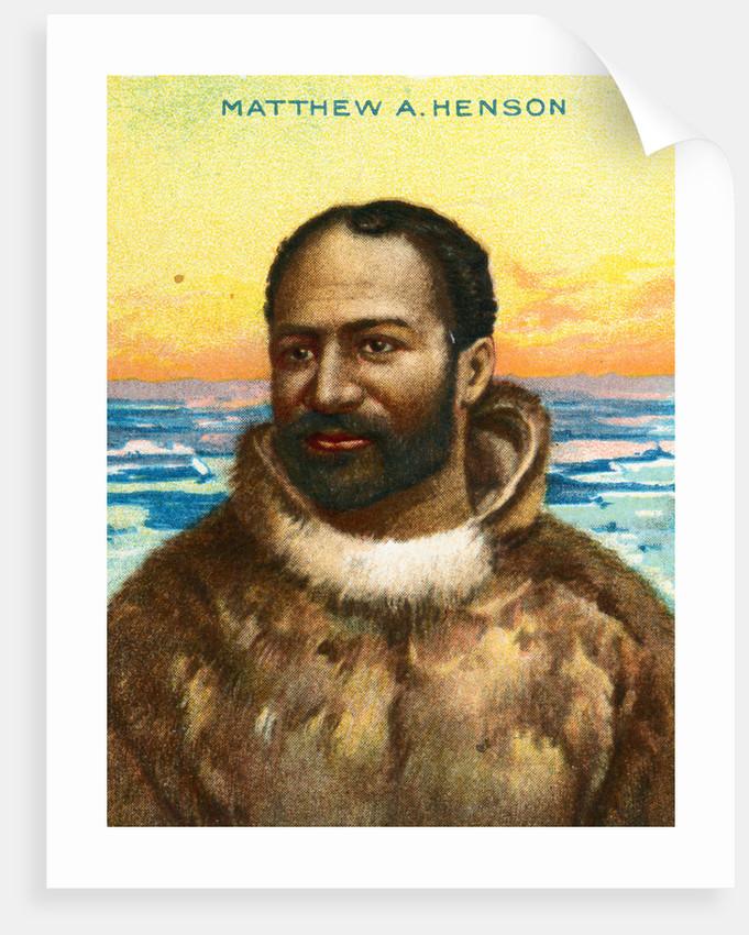 Explorer Matthew A. Henson by Corbis