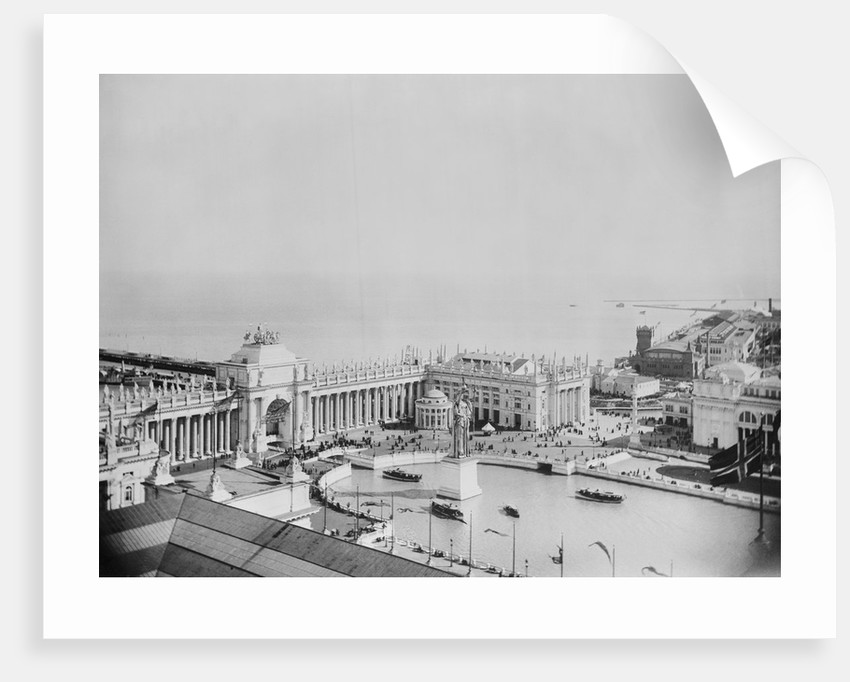 Columbian Exhibition at World's Fair by Corbis
