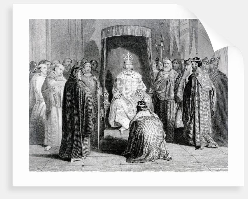 Richard II by Corbis