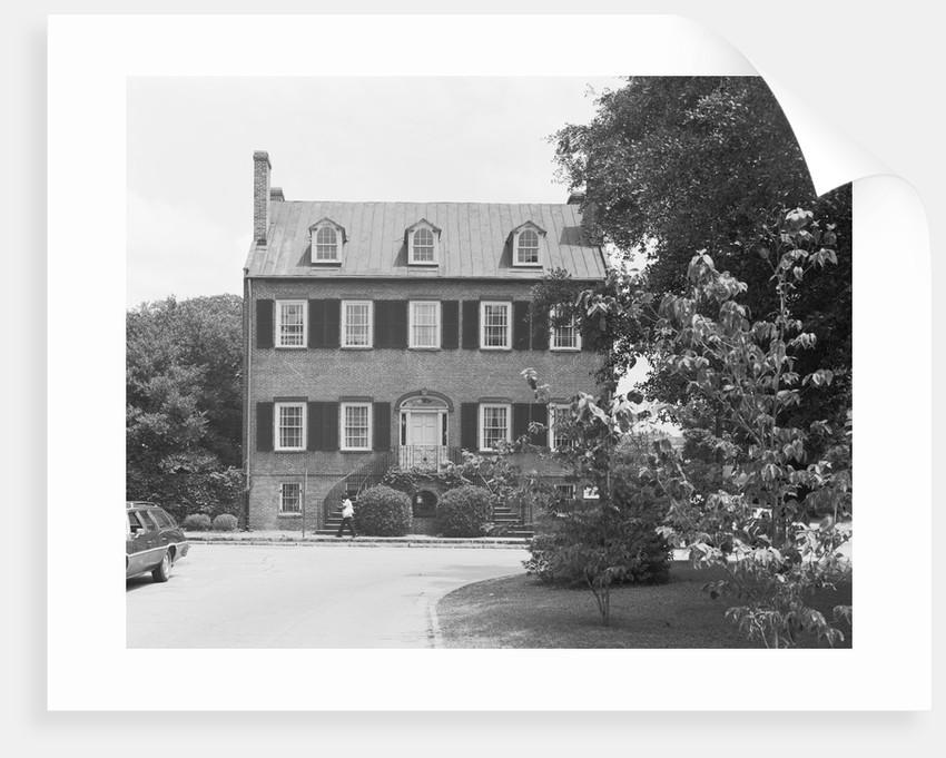 Davenport House, Savannah by Corbis